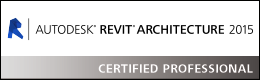 Autodesk_Revit_Architecture_2015_Certified_Professional_Badge