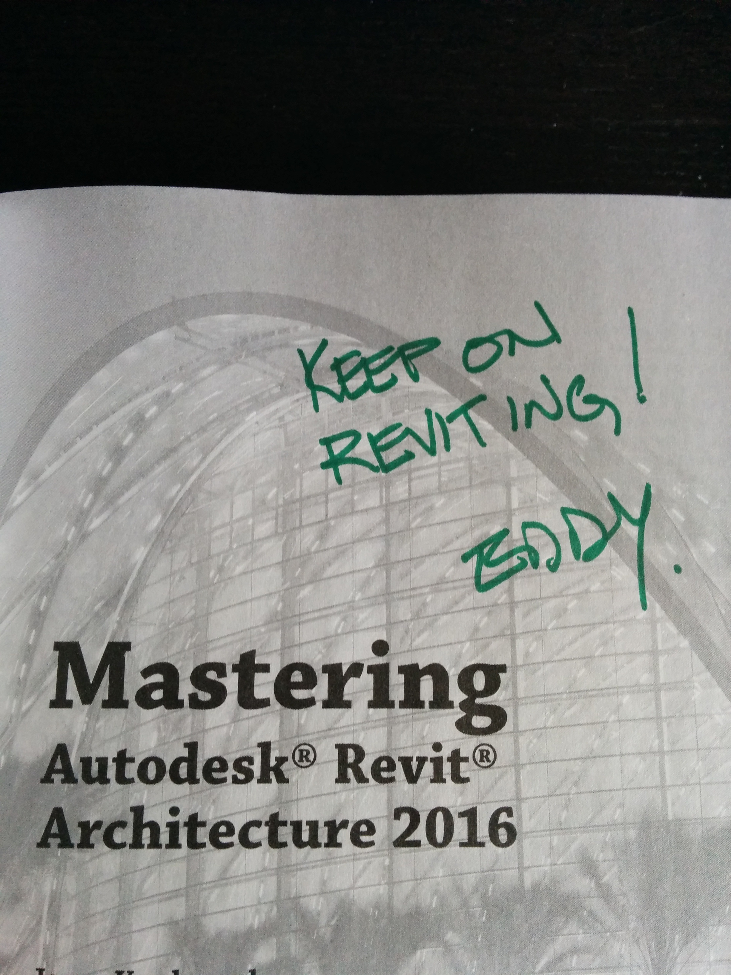 Mastering Autodesk Revit Architecture 2016 How The Love Affair